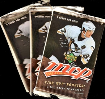2007/08 Upper Deck MVP Hockey Hobby Pack