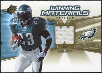 2006 Upper Deck SPx Winning Materials #WMVRM Ryan Moats