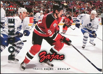 2006/07 Upper Deck Ultra #234 Travis Zajac RC