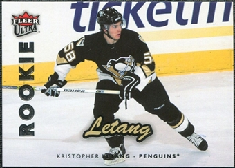 2006/07 Upper Deck Ultra #236 Kris Letang