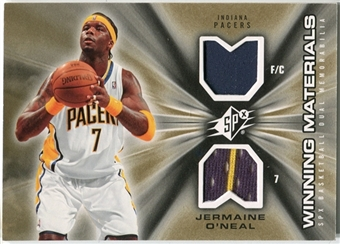 2006/07 Upper Deck SPx Winning Materials #WMJO Jermaine O'Neal