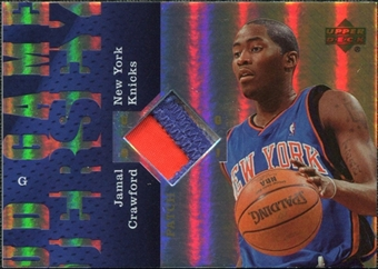 2006/07 Upper Deck UD Reserve Game Patches #JC Jamal Crawford