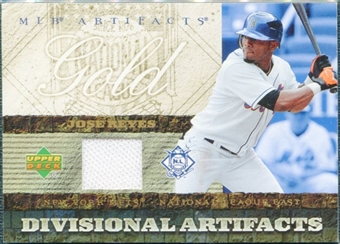 2007 Upper Deck Artifacts Divisional Artifacts Gold #RE Jose Reyes