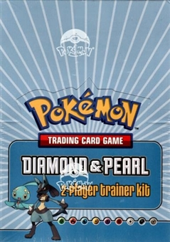 Pokemon Diamond & Pearl Trainer Starter Deck Box