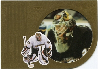 2007/08 Upper Deck Black Diamond Run for the Cup #CUP1 Jean-Sebastien Giguere