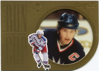2007/08 Upper Deck Black Diamond Run for the Cup #CUP13 Jaromir Jagr