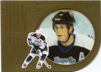 2007/08 Upper Deck Black Diamond Run for the Cup #CUP18 Vincent Lecavalier