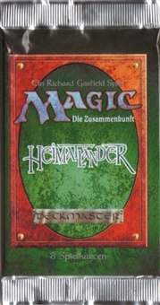 Magic the Gathering Homelands Booster Pack (German)