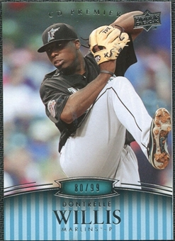 2008 Upper Deck Premier #11 Dontrelle Willis /99