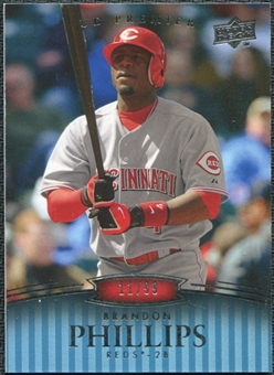 2008 Upper Deck Premier #44 Brandon Phillips /99