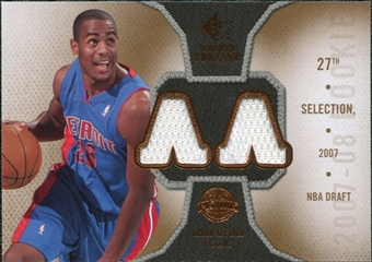 2007/08 Upper Deck SP Rookie Threads #RTAA Arron Afflalo
