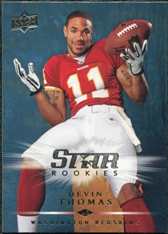 2008 Upper Deck #303 Devin Thomas SP RC