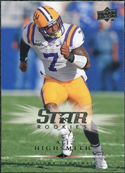 2008 Upper Deck #319 Ali Highsmith SP RC