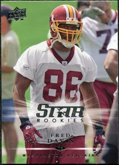 2008 Upper Deck #325 Fred Davis SP RC