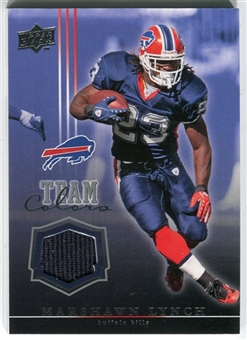 2008 Upper Deck Team Colors Jerseys #TCML Marshawn Lynch