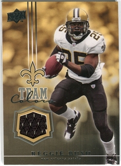 2008 Upper Deck Team Colors Jerseys #TCRB Reggie Bush