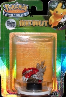 Pokemon Trading Figure Game Next Quest Groudon Booster Pack