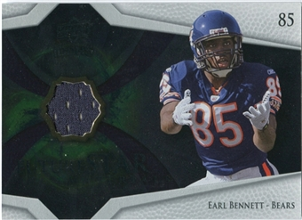 2008 Upper Deck Icons Future Stars Materials #FSM8 Earl Bennett