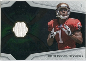 2008 Upper Deck Icons Future Stars Materials #FSM15 Dexter Jackson