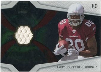 2008 Upper Deck Icons Future Stars Materials #FSM16 Early Doucet