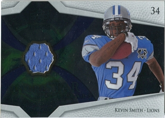 2008 Upper Deck Icons Future Stars Materials #FSM24 Kevin Smith