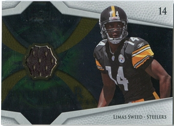 2008 Upper Deck Icons Future Stars Materials #FSM25 Limas Sweed