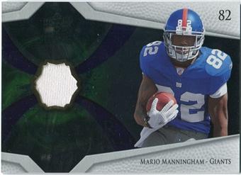 2008 Upper Deck Icons Future Stars Materials #FSM28 Mario Manningham