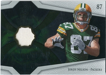 2008 Upper Deck Icons Future Stars Materials #FSM30 Jordy Nelson