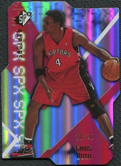 2008/09 Upper Deck SPx Radiance #17 Chris Bosh /25