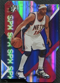 2008/09 Upper Deck SPx Radiance #30 Vince Carter /25