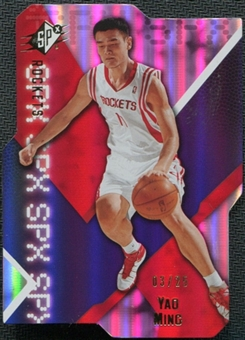 2008/09 Upper Deck SPx Radiance #62 Yao Ming 3/25