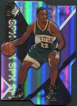 2008/09 Upper Deck SPx Radiance #89 Jeff Green /25
