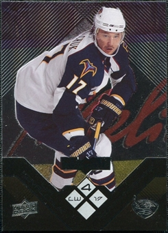 2008/09 Upper Deck Black Diamond #169 Ilya Kovalchuk