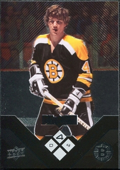 2008/09 Upper Deck Black Diamond #170 Bobby Orr