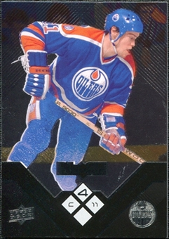 2008/09 Upper Deck Black Diamond #176 Mark Messier