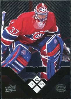 2008/09 Upper Deck Black Diamond #177 Patrick Roy