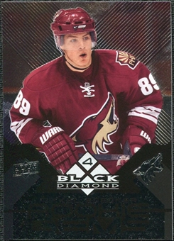 2008/09 Upper Deck Black Diamond Rookie #203 Mikkel Boedker