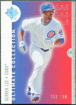 2008 Upper Deck Ultimate Collection #31 Derrek Lee /350
