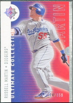 2008 Upper Deck Ultimate Collection #48 Russell Martin /350