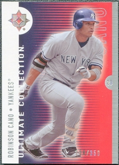 2008 Upper Deck Ultimate Collection #58 Robinson Cano /350