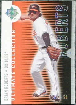 2008 Upper Deck Ultimate Collection #71 Brian Roberts /350