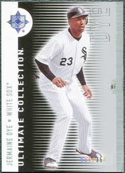 2008 Upper Deck Ultimate Collection #77 Jermaine Dye /350