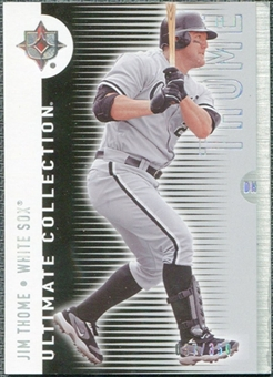 2008 Upper Deck Ultimate Collection #78 Jim Thome /350