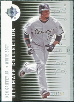 2008 Upper Deck Ultimate Collection #79 Ken Griffey Jr. /350