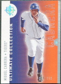 2008 Upper Deck Ultimate Collection #83 Miguel Cabrera /350