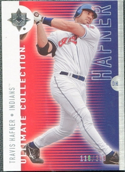 2008 Upper Deck Ultimate Collection #88 Travis Hafner /350