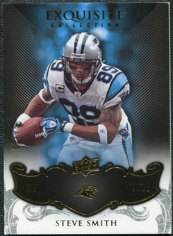 2008 Upper Deck Exquisite Collection #16 Steve Smith /75