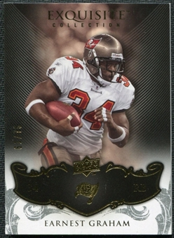 2008 Upper Deck Exquisite Collection #93 Earnest Graham /75