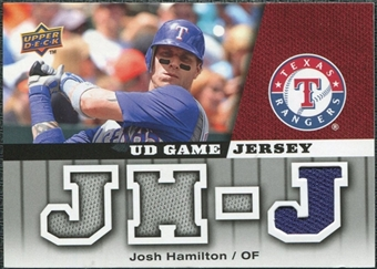 2009 Upper Deck UD Game Jersey #GJJN Joe Nathan