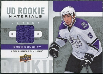 2008/09 Upper Deck Rookie Materials #RMDD Drew Doughty